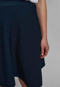 Nümph - NULILYPILLY  - A-line skirt - dark sapphire - 3