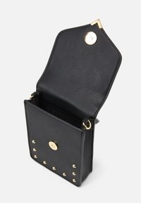 Versace Jeans Couture - STUDS REVOLUTION CROSSBODY - Kabelka - nero - 3