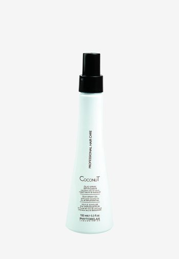 COCONUT SILK SPRAY OIL  - Hair treatment - -