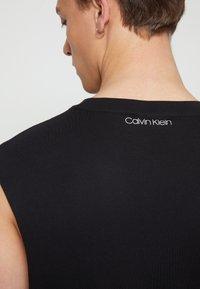 Calvin Klein - SUMMER SLEEVELESS - Top - black - 5