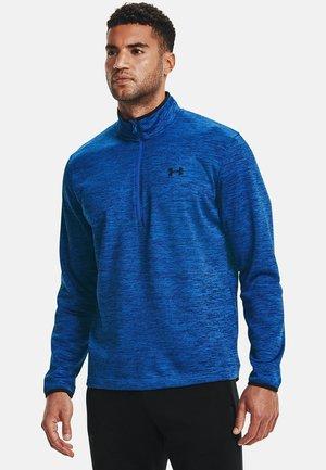 Fleece jumper - emotion blue