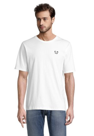PANDA - Print T-shirt - offwhite