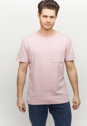 T-shirt - bas - blush