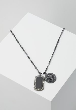 HEAVENLY DOG TAG - Necklace - gunmetal
