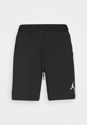 AIR - Short de sport - black/white/white/white
