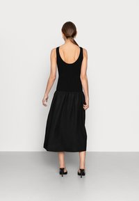 ARKET - DAY DRESS - Vestito estivo - black - 2