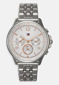 Tommy Hilfiger - HARPER - Horloge - silver-coloured - 0