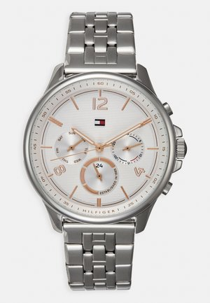 HARPER - Horloge - silver-coloured