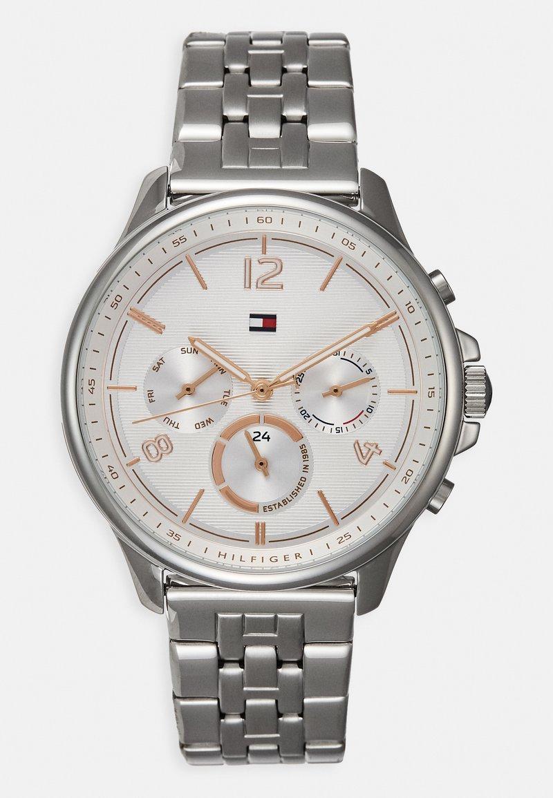 Tommy Hilfiger - HARPER - Horloge - silver-coloured