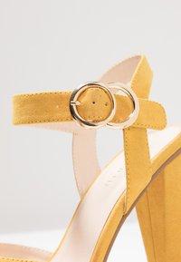 Anna Field - High Heel Sandalette - yellow - 2
