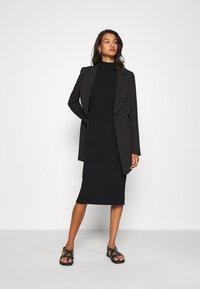 EDITED - HADA DRESS - Jumper dress - black - 1