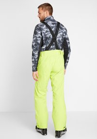 Phenix - ARROW - Pantaloni da neve - yellow green - 3
