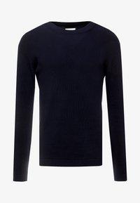 PEDERSEN - Jumper - navy blazer