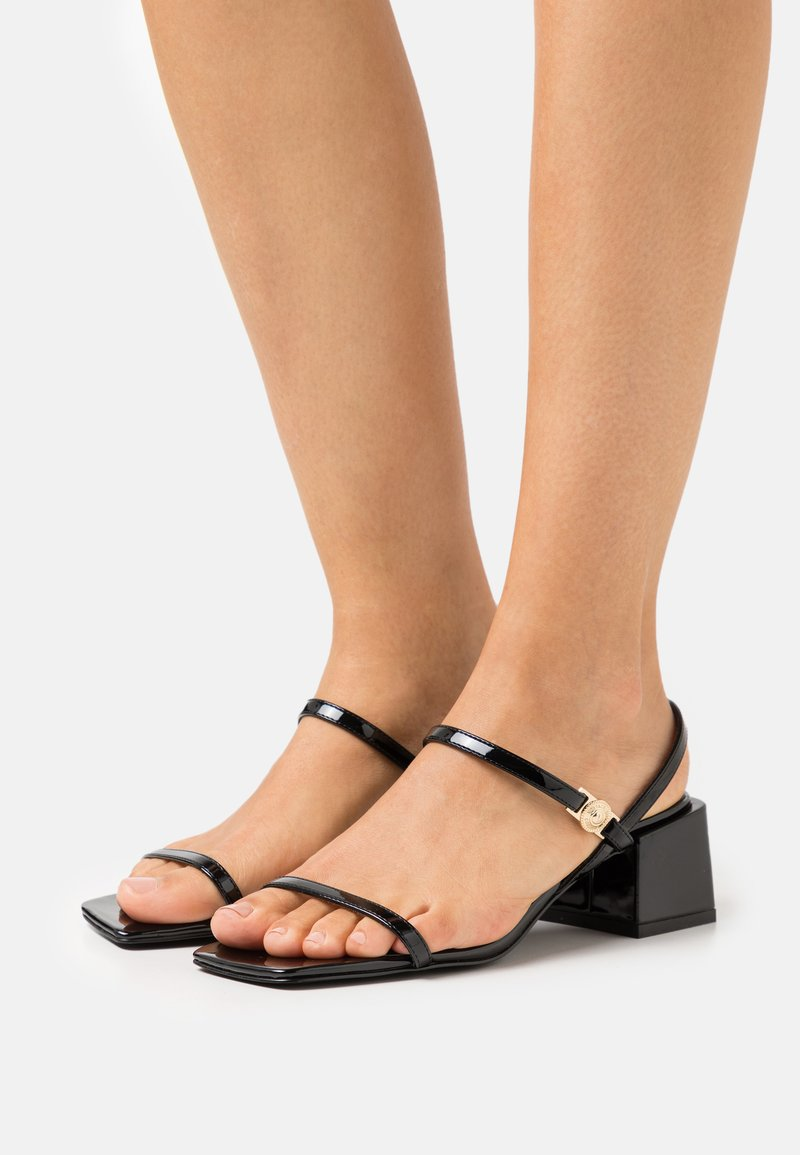 Versace Jeans Couture - Sandály - black