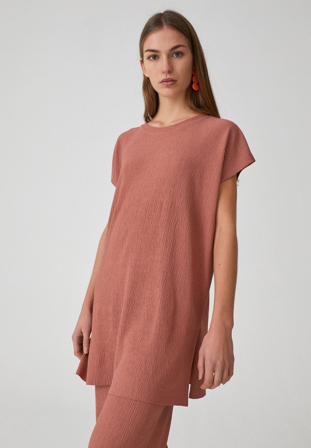 ALBANY - Blouse - brown