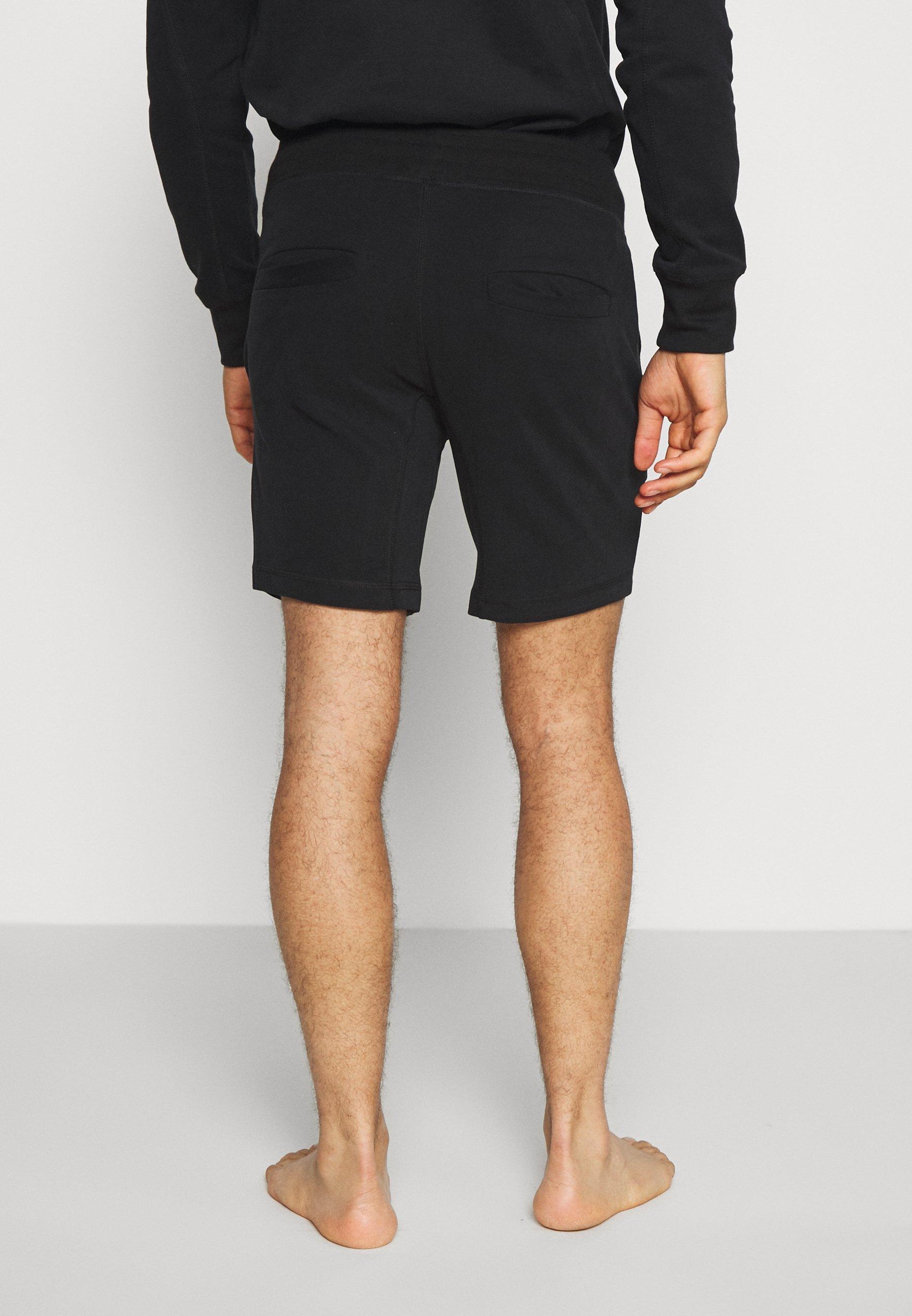 Frescobol Carioca LEBLON LOUNGE - Pyjamasbukse - black