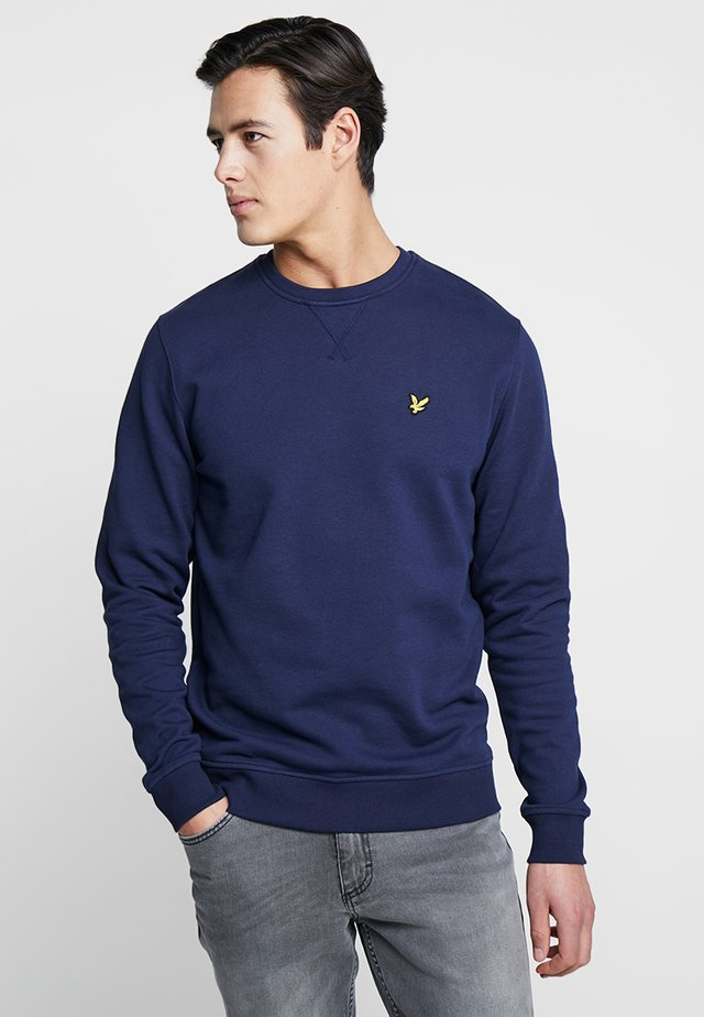 CREW NECK - Sweatshirt - navy