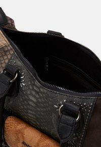 Desigual - BOLS DARK PHOENIX LEEDS - Handbag - brown - 2