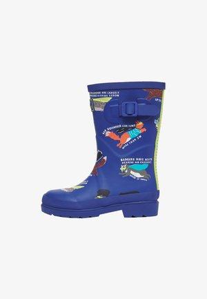 Botas de agua - blau tiere