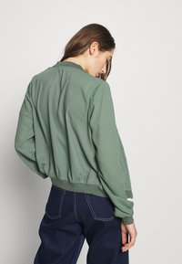 Vero Moda - VMISABEL JACKET COLOR - Bomber Jacket - laurel wreath - 2