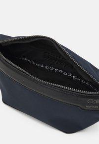 Calvin Klein - WAISTBAG UNISEX - Bum bag - blue - 2