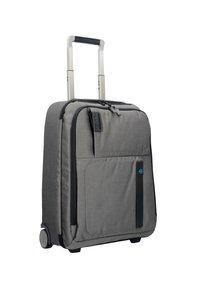 Piquadro - Wheeled suitcase - grey - 2
