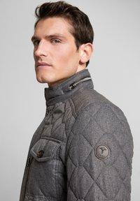JOOP! - CLINTONS - Light jacket - grau meliert - 3