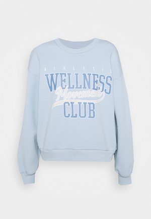 RILEY - Sudadera - skyway/wellness