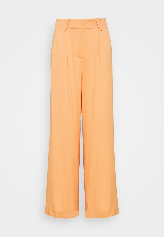 KELLY TROUSERS - Trousers - orange