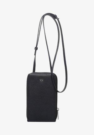 FINAL GRAIN JOZY - Phone case - black