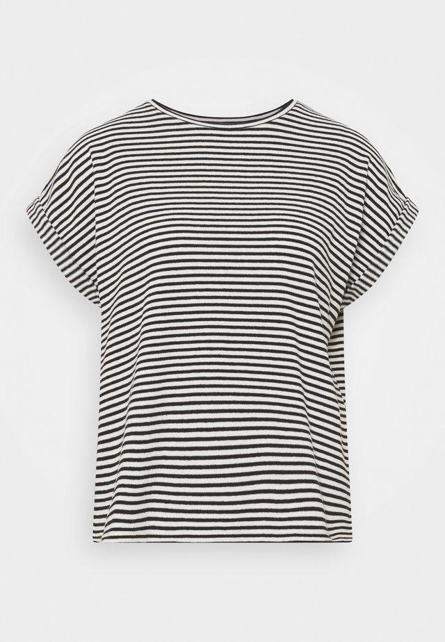 SIPAY ROS - T-shirt imprimé - black