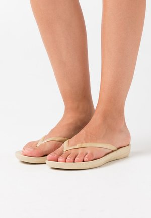 IQUSHION ERGONOMIC - Chanclas de dedo - gold