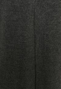 Soyaconcept - NESSIE - Cardigan - dark grey - 2