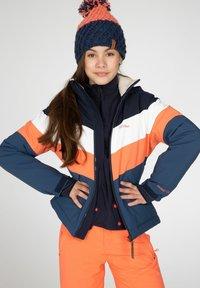 Protest - Snowboard jacket - atlantic - 3