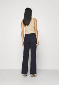 Anna Field - Flared trousers - Trousers - dark blue - 2