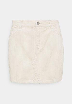 ONLSKY ENY LIFE  - Mini skirt - pumice stone