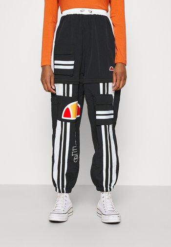OLTUS TRACK PANT - Pantalones deportivos - black