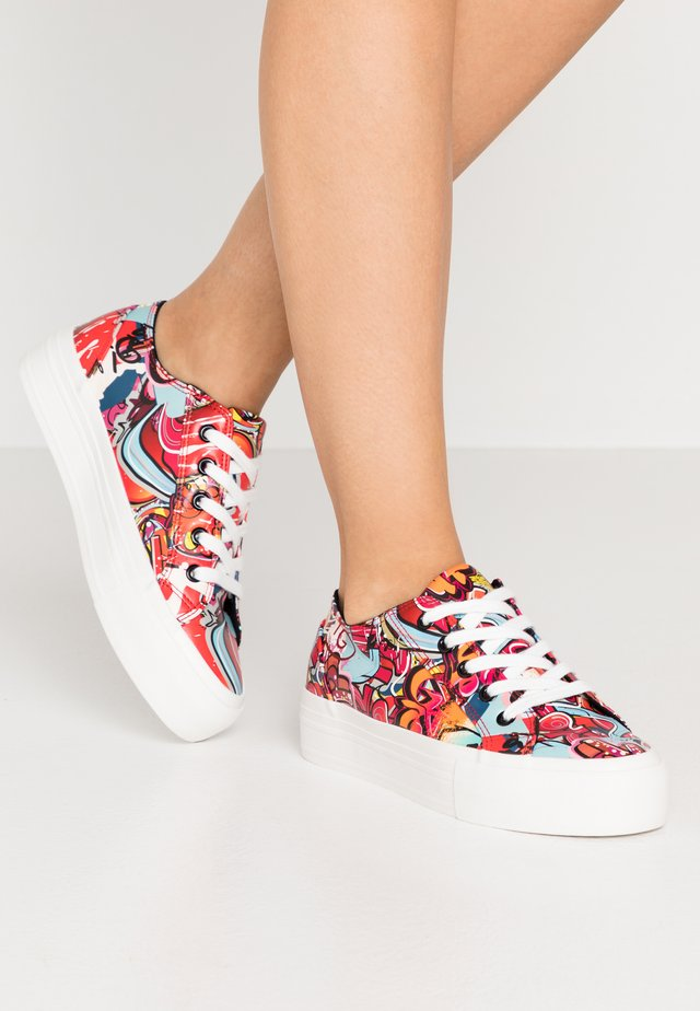 Zapatillas - multicoloured