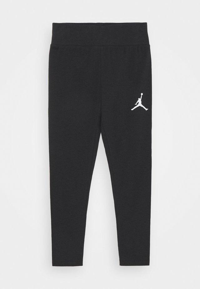 JUMPMAN CORE LEGGING UNISEX - Spodnie treningowe - black