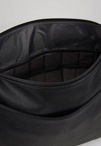 Jost - HYBRID MESSENGER BAG PEBBLE - Laptop bag - black - 5