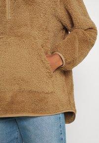 Vero Moda - VMFILLY   - Fleece jumper - brown - 5