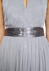 TFNC - ULA - Společenské šaty - grey blue - 8