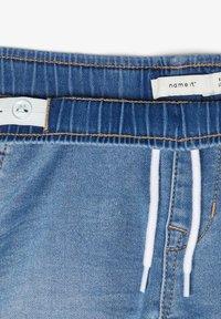 Name it - Shorts vaqueros - light blue denim - 3