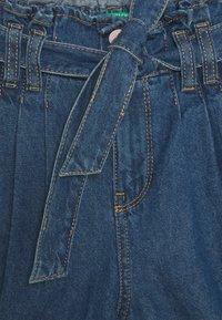 Benetton - KEITH KISS GIRL - Flared Jeans - blue denim - 2