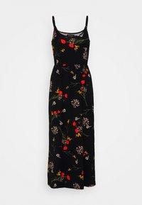 Even&Odd Tall - Jersey dress - black/multi-coloured - 0