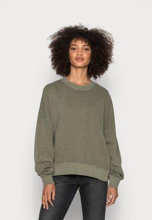COO F GMT DYE - Sweatshirt - dark khaki