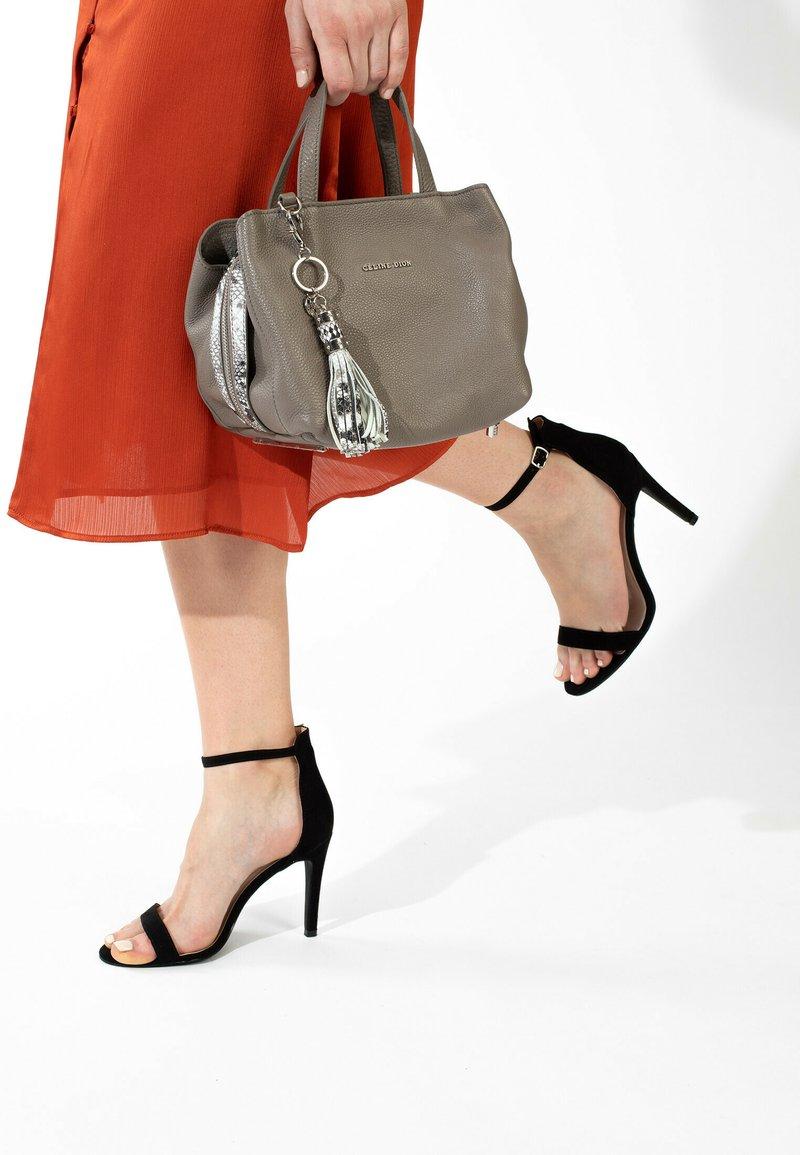 Celena - High heeled sandals - black