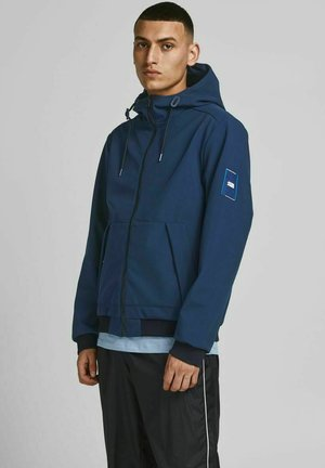 ÜBERGANGS - Light jacket - navy blazer