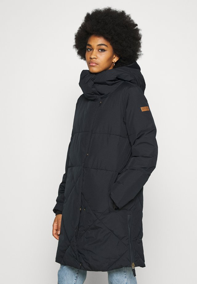 ABBIE  - Winter coat - true black
