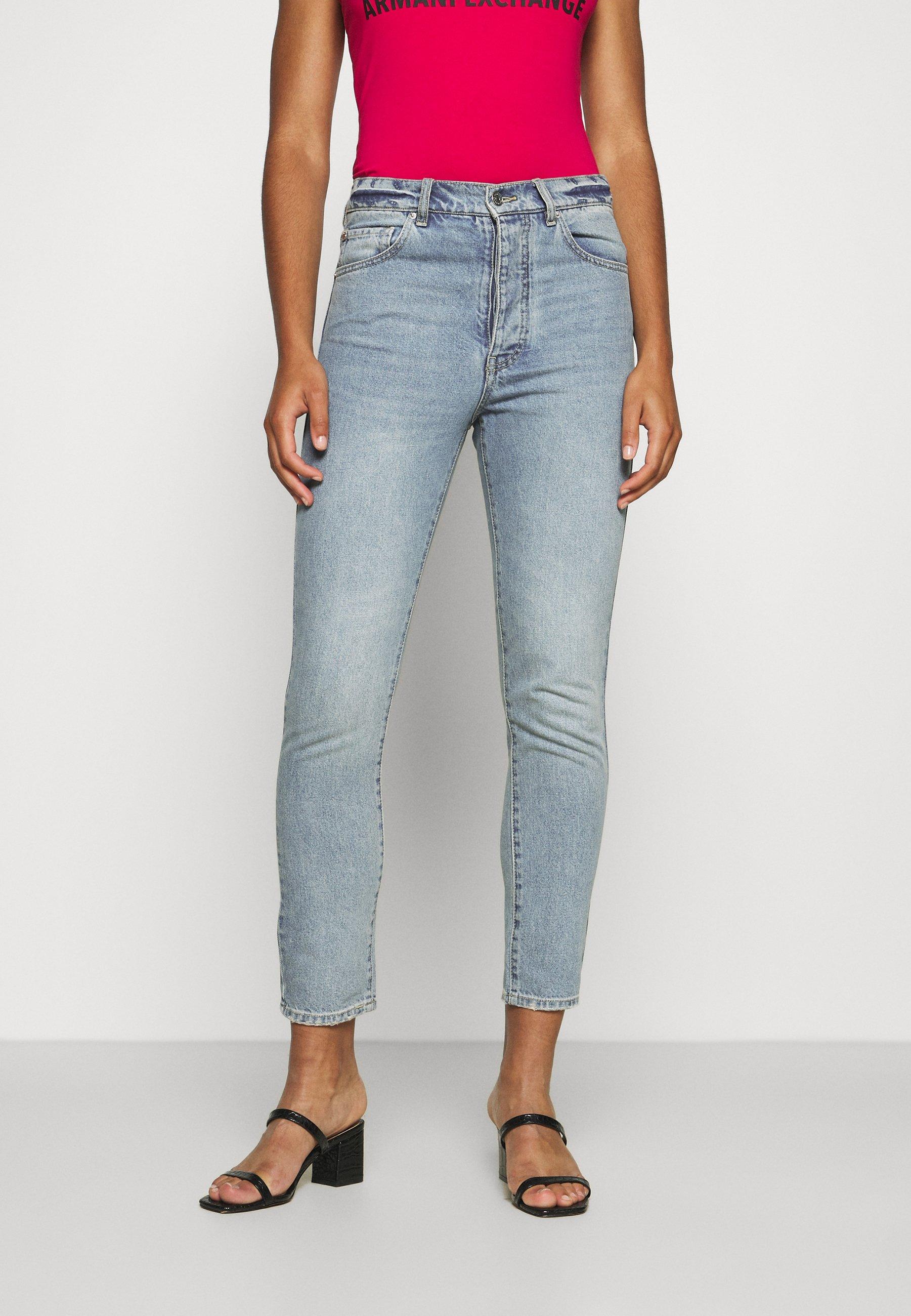 Women 5 TASCHE - Straight leg jeans